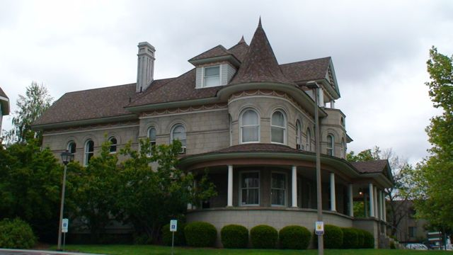 The Legend Of Monaghan Mansion