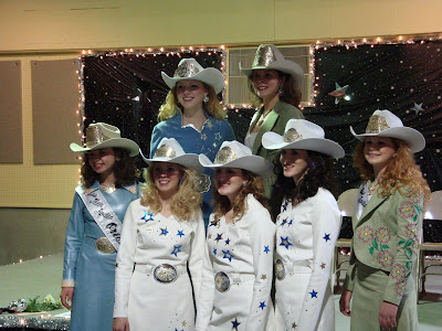 Jackie Gibson 2009 Miss Rodeo Oregon Anything And