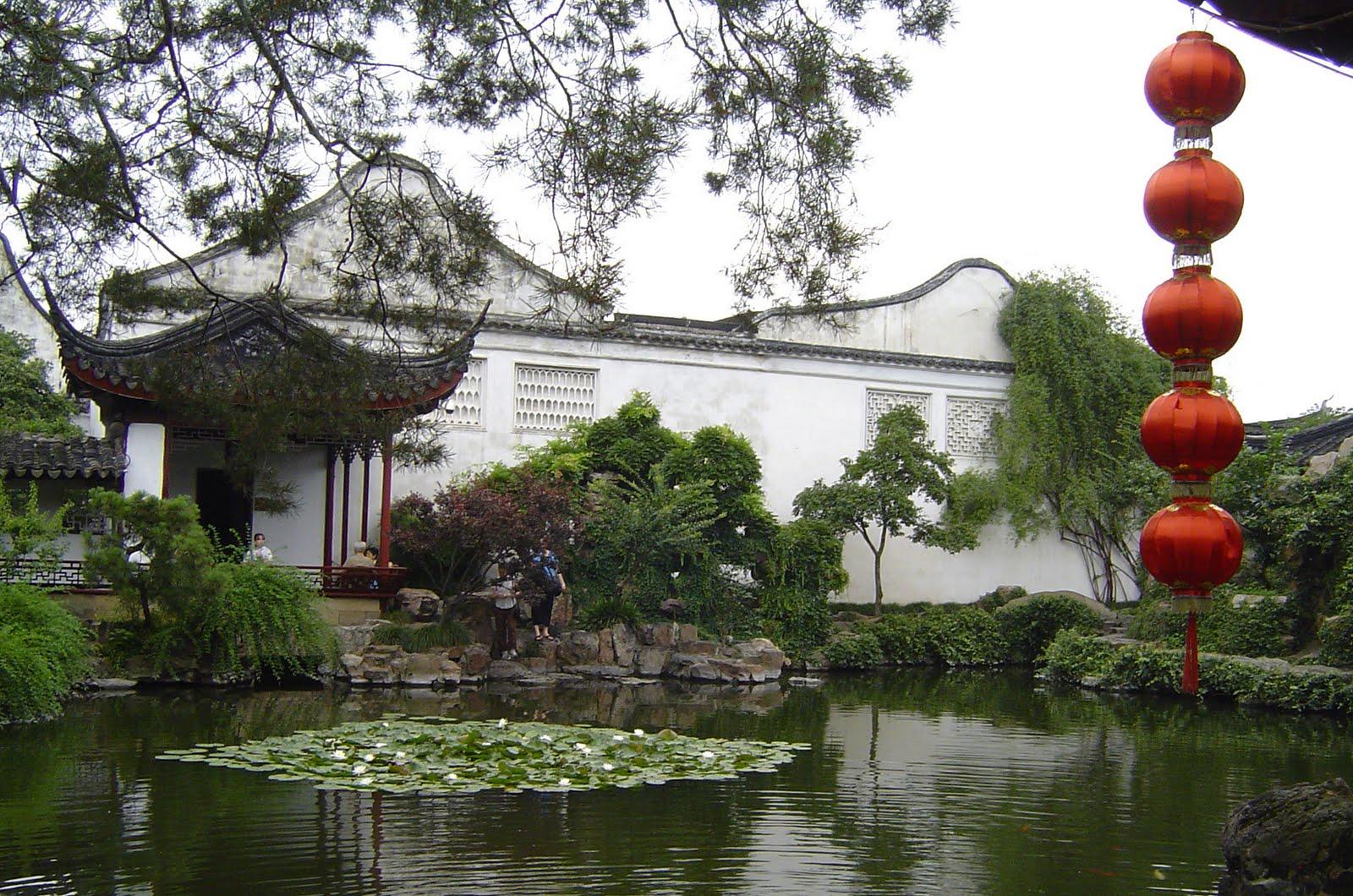Destination Tour Suzhou China