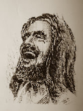 Jesus laughing...