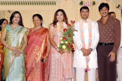 Actress Meena Got Married To A Engineer Vidyasagar And Is Not Available Anymore For Eligible Bachelors It Was Private Function At Her Residence