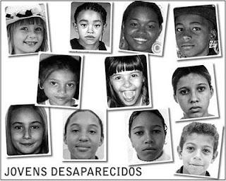 Localização de Desaparecidos - Pessoas Desaparecidas