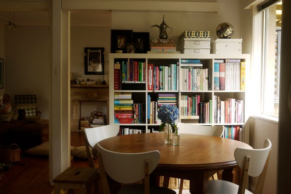 Organization Inspiration Neat Beautiful Bookshelves Apartment Therapy Dc