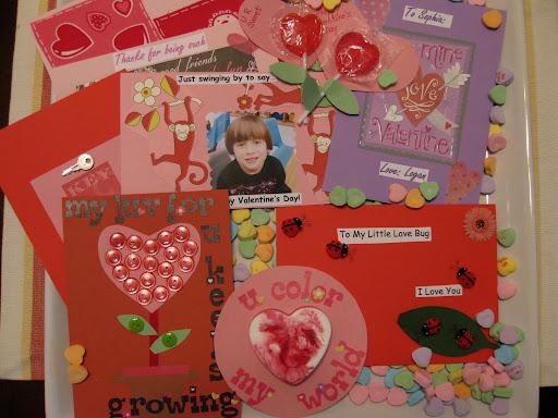 Petite Planet Diy Adorable Kid Friendly Homemade Valentine Cards