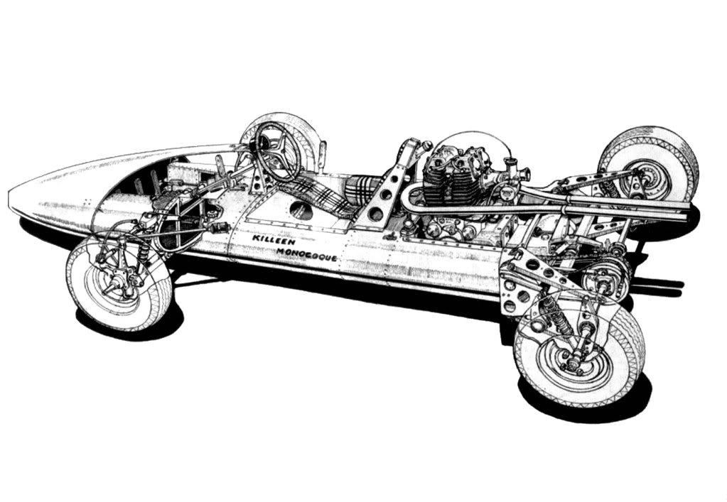 My Royal Enfields: Good enough for a racecar!