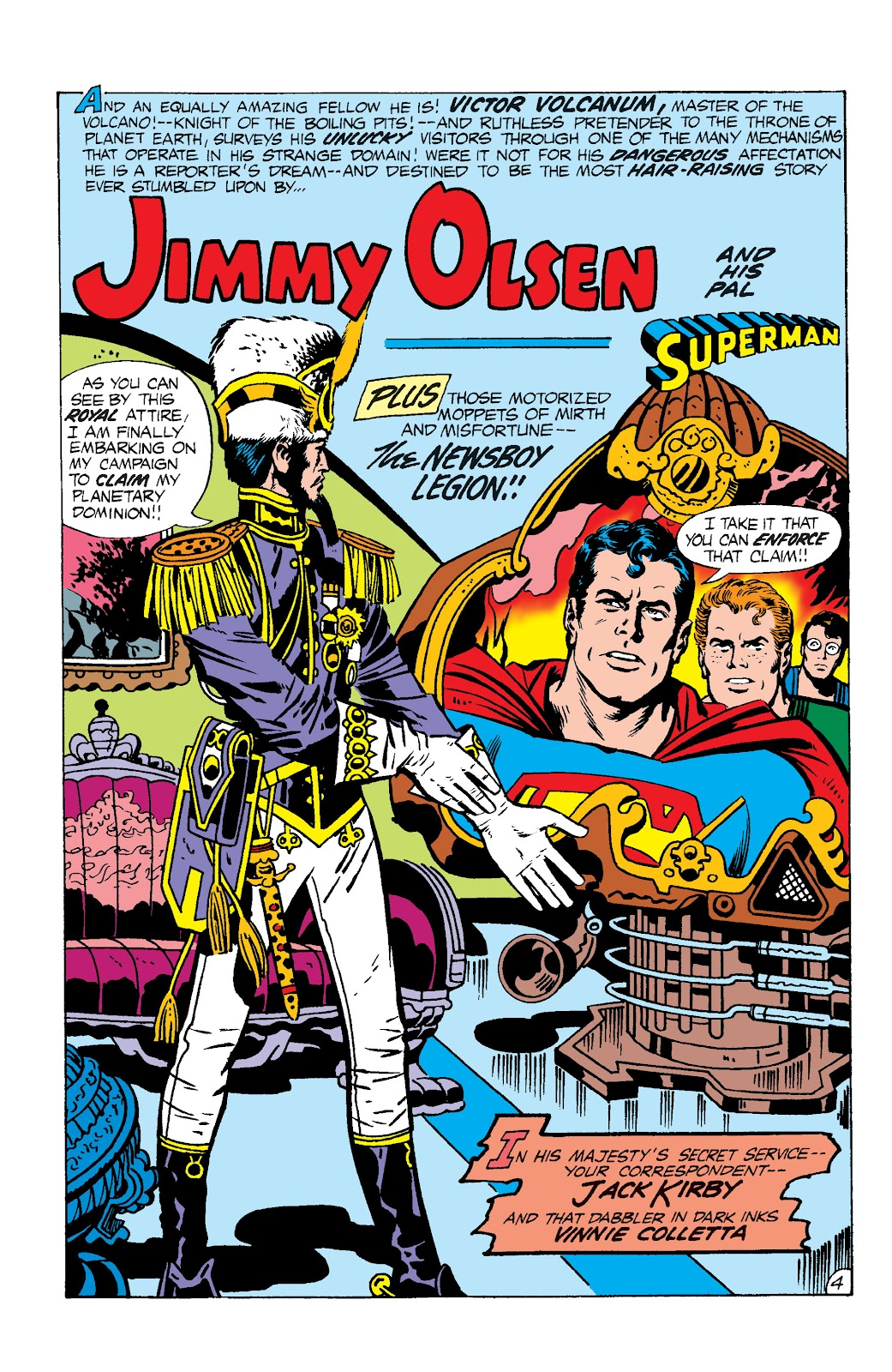 Read online Superman's Pal, Jimmy Olsen by Jack Kirby comic -  Issue # TPB (Part 4) - 40