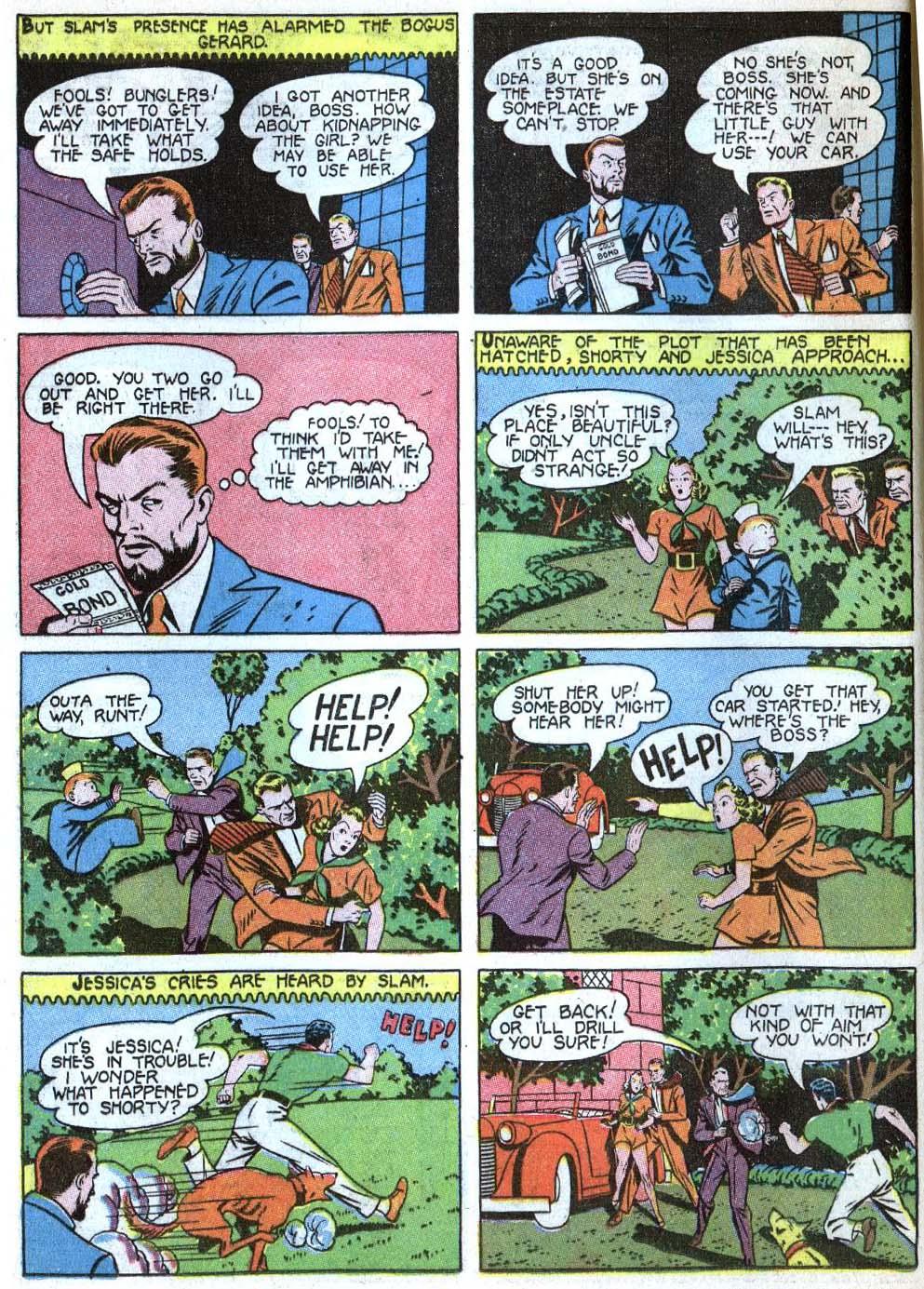 Read online Detective Comics (1937) comic -  Issue #43 - 64