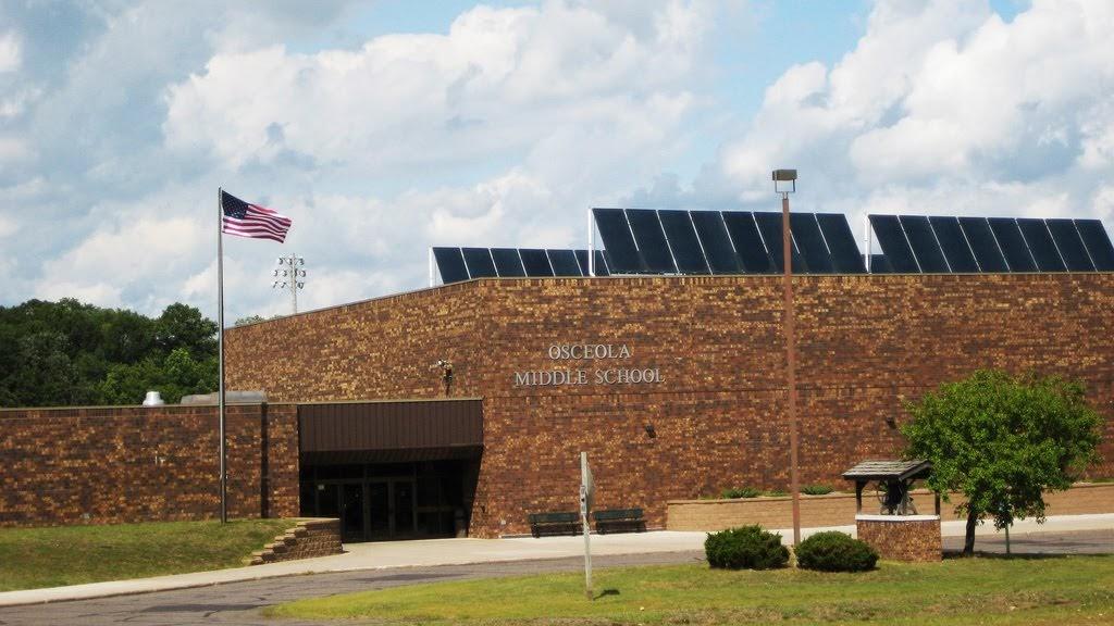 Renewable Polk County Wi Osceola Middle School
