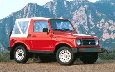 The Disappearance Of The Small 4x4 Subcompact Culture The Small