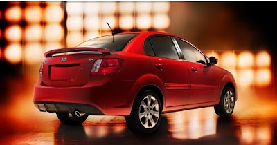 2010 Kia Rio Sedan - Subcompact Culture