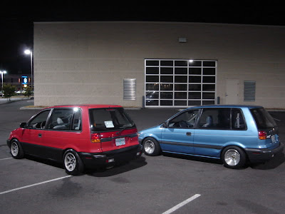 Tricked-out tall wagons - Subcompact Culture