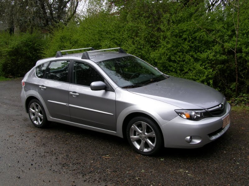 review 2010 subaru impreza outback everything you need subcompact culture the small car blog. Black Bedroom Furniture Sets. Home Design Ideas