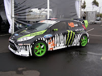 Ken Block's Gymkhana 3 Car - Subcompact Culture