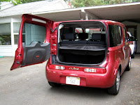 2009 Nissan Cube - Subcompact Culture
