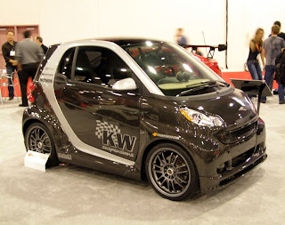 KW Smart - Subcompact Culture