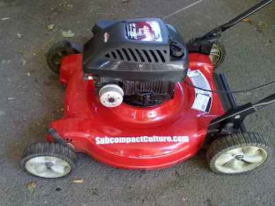 Subcompact Culture Lawnmower