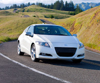 2011 Honda CR-Z EX - Subcompact Culture