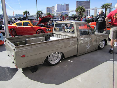 Vintage Toyota lowrider - Subcompact Culture