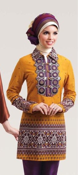 Indonesian Muslim Fashion Designers