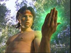 Power Rangers Wild Force We Love Cole Evans