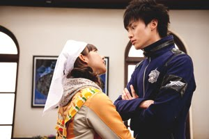 Goseiger episode 17