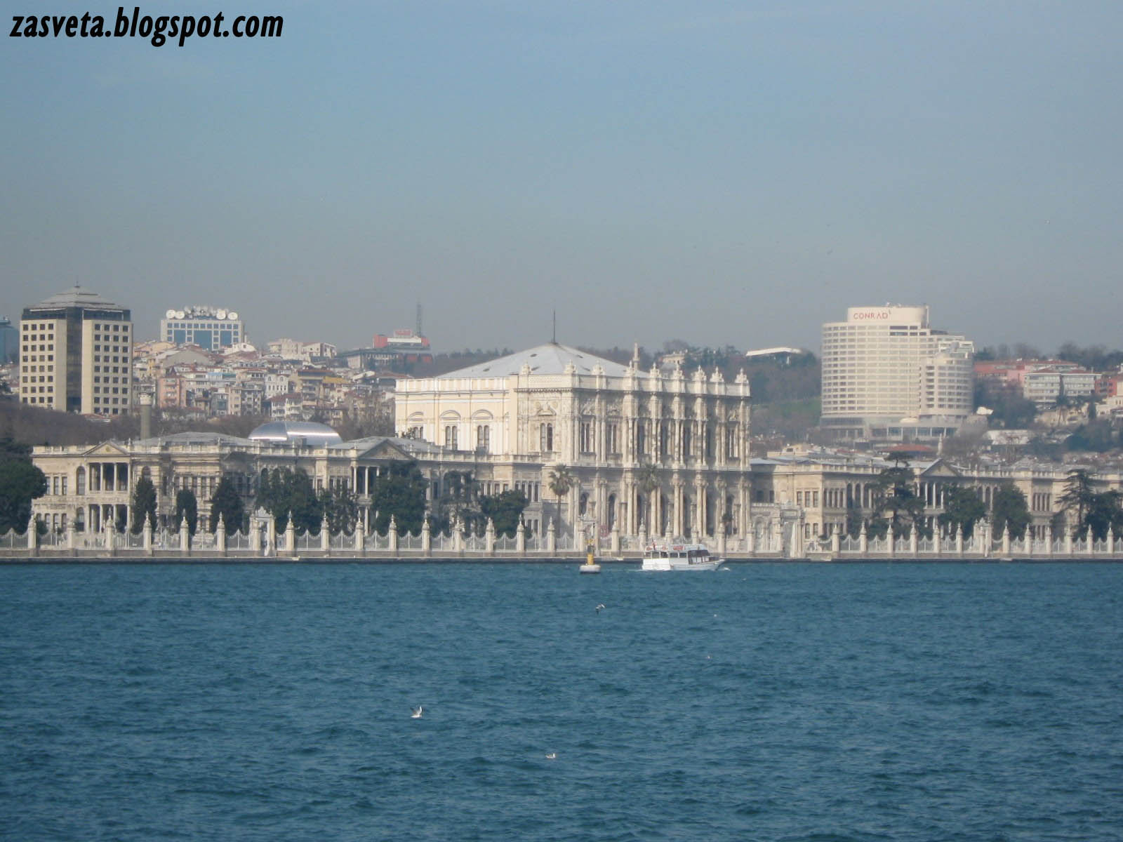 Гледка от Босфора