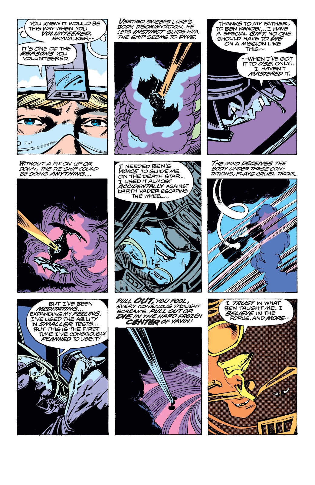 Read online Star Wars Legends: The Original Marvel Years - Epic Collection comic -  Issue # TPB 2 (Part 1) - 58