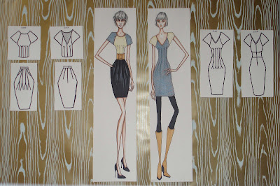 Fsh104 Fashion Design And Drawing