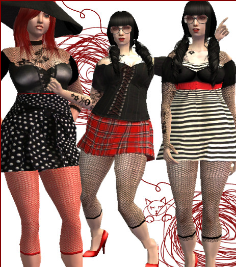 b8b006ae87f8c Plus Size Gothic Clothing most department stores are filled with mostly  elastic waist pants and plus sized women dresses and shirts that could  double as ...