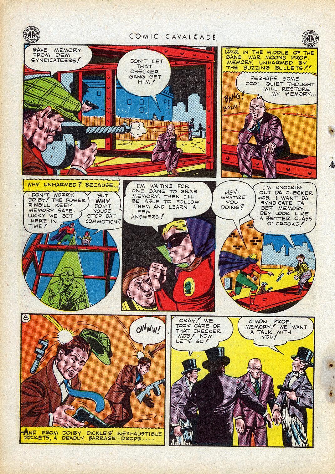 Comic Cavalcade issue 10 - Page 46