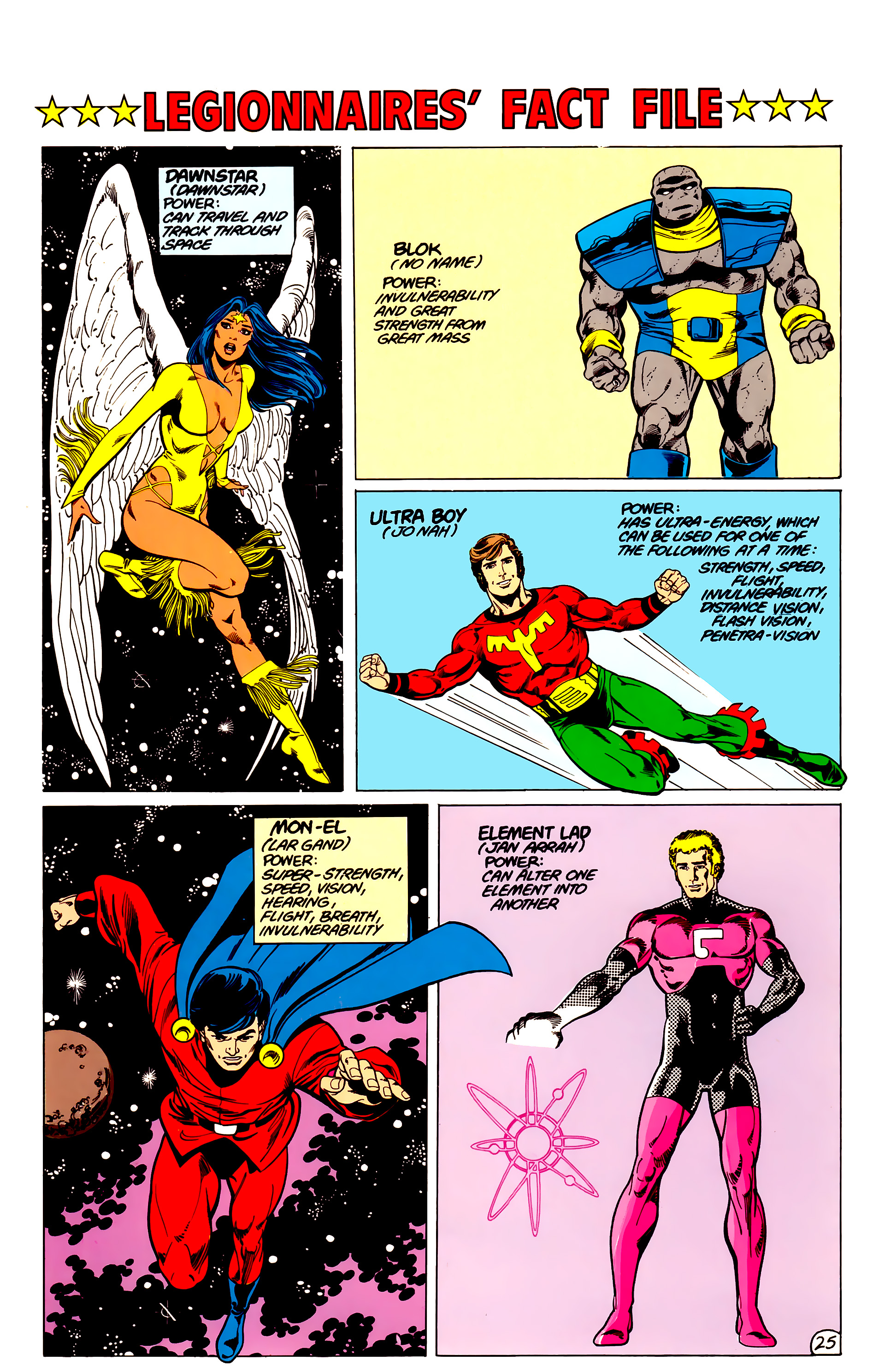 Legion of Super-Heroes (1984) 17 Page 26