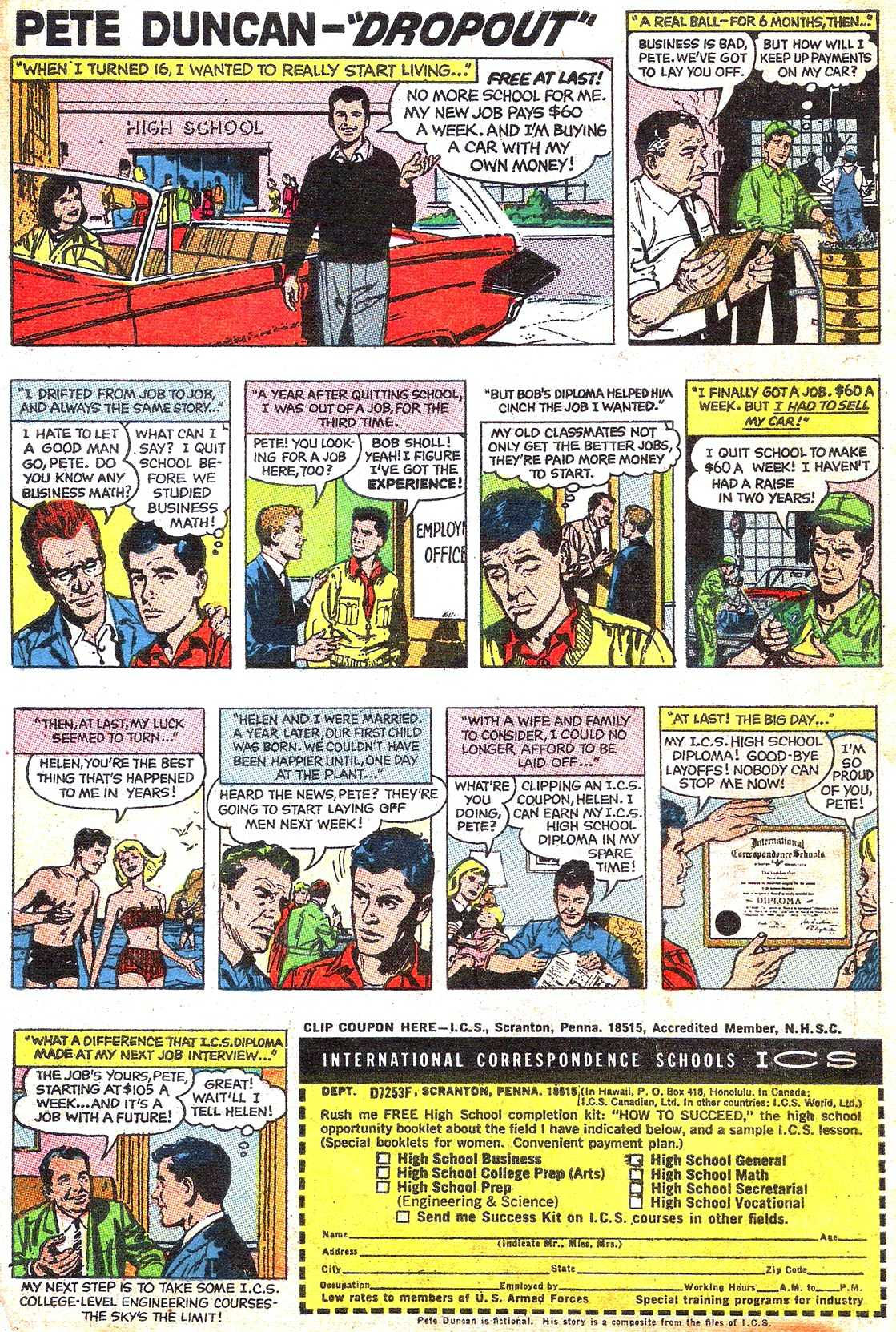 Read online Archie (1960) comic -  Issue #185 - 34