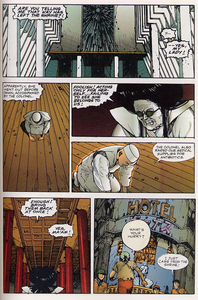 Read online Akira comic -  Issue #24 - 59
