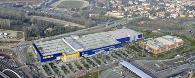 Tecnologia Elettronica Centro Commerciale Ikea Padova