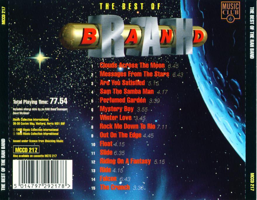 Rah Band Best Of Rar