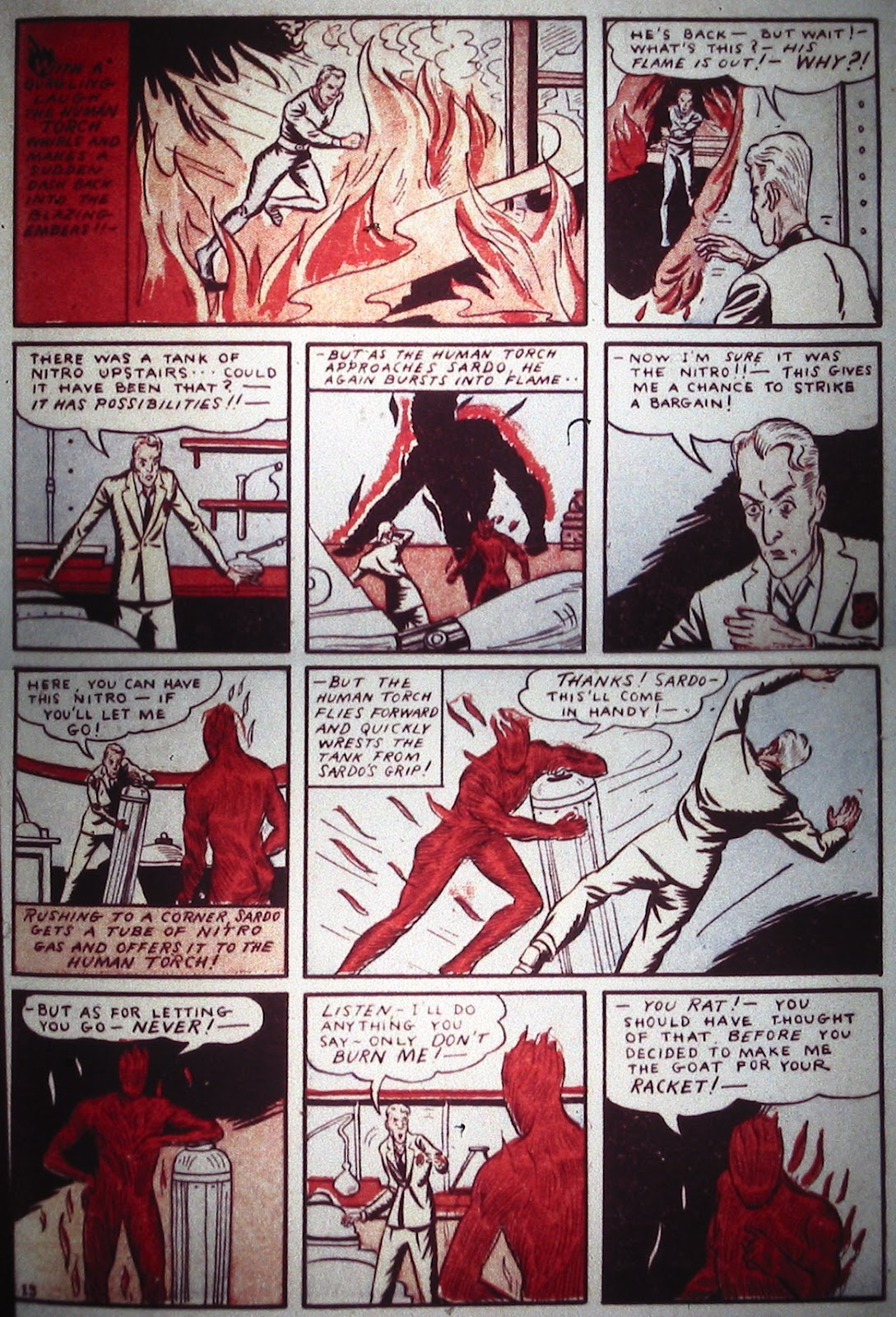 Marvel Comics (1939) issue Full - Page 15