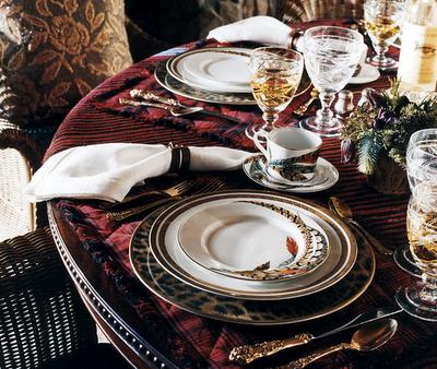 Lindaraxa: Ralph Lauren Thanksgiving Table