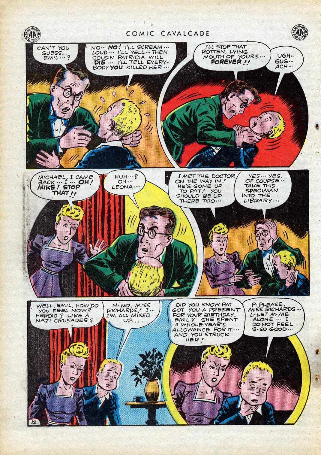 Comic Cavalcade issue 10 - Page 31