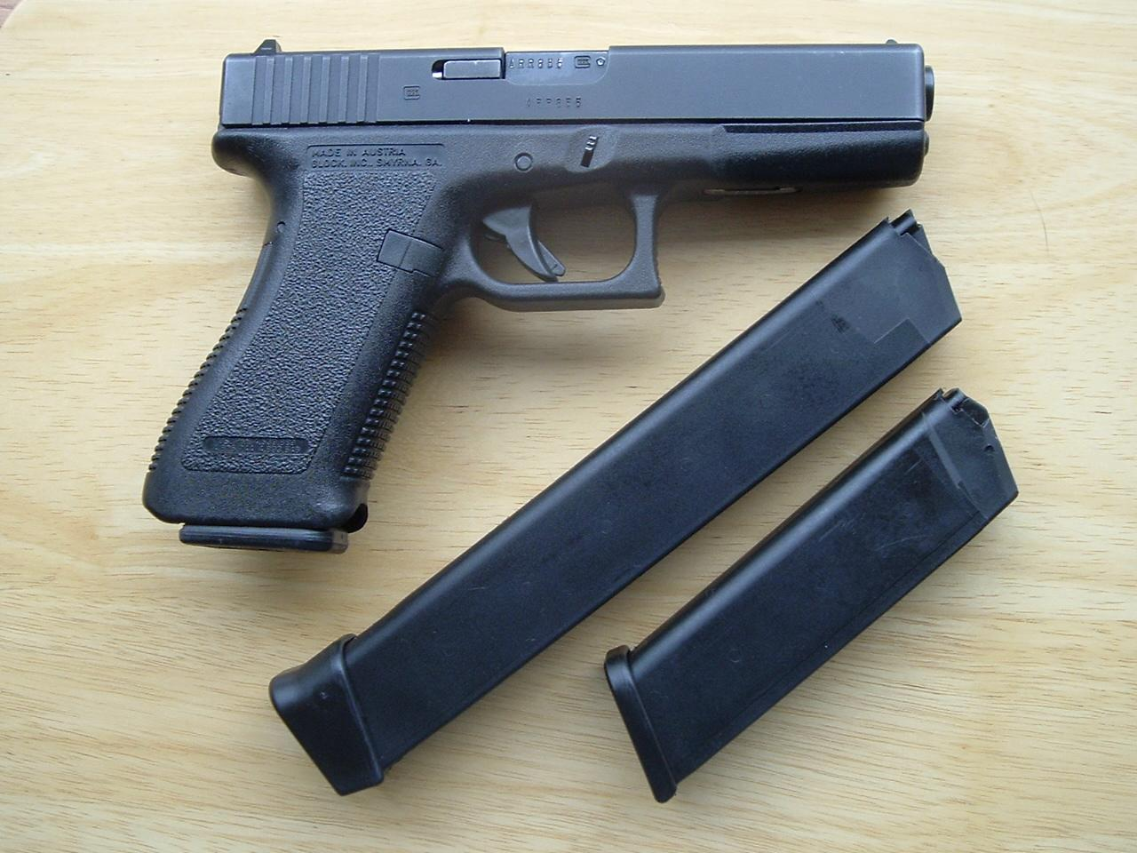 The Next Chapter: Glock 17