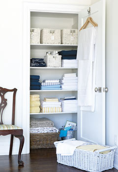 Linen Closet Where Is Yours Organizing Made Fun