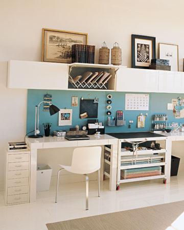 Organizing Made Fun: Office & Desk ideas (Part 4) - Office Organization Ideas