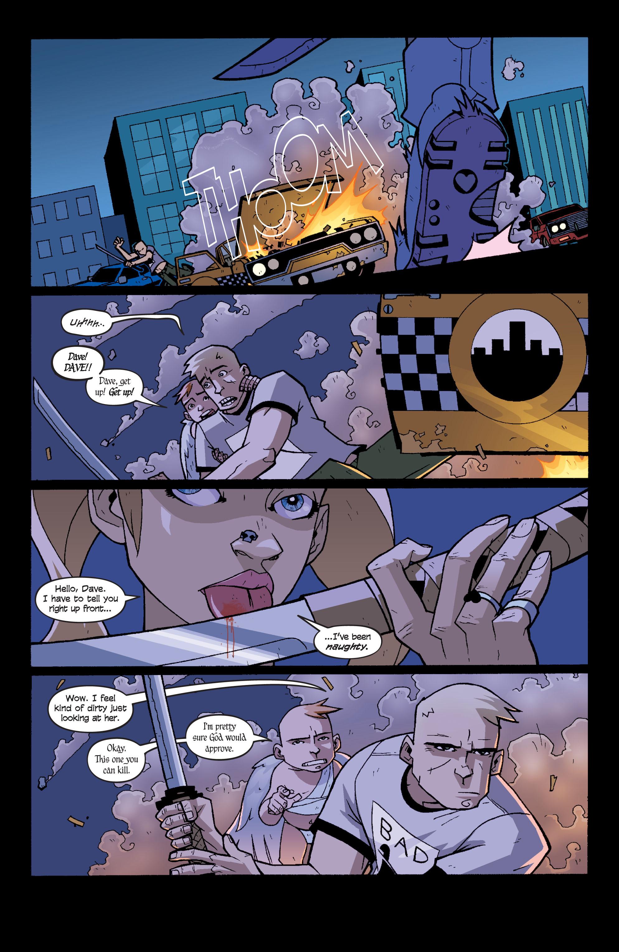 Read online Killer Of Demons comic -  Issue #2 - 31
