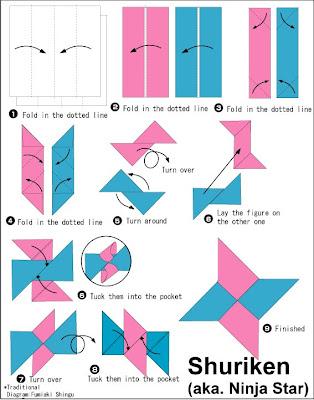 Folding origami instructions pdf