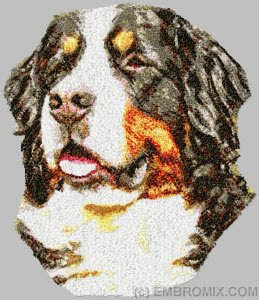 Dog Breed Embroidery Embroidery Designs