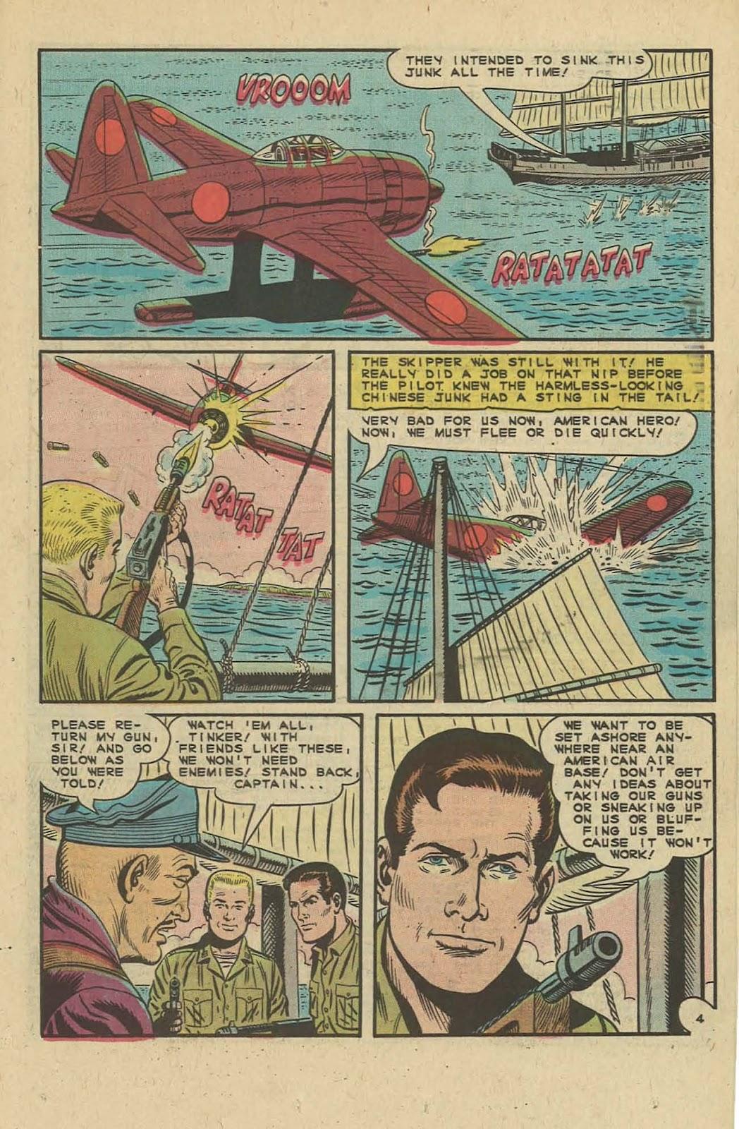 Read online Fightin' Navy comic -  Issue #127 - 21