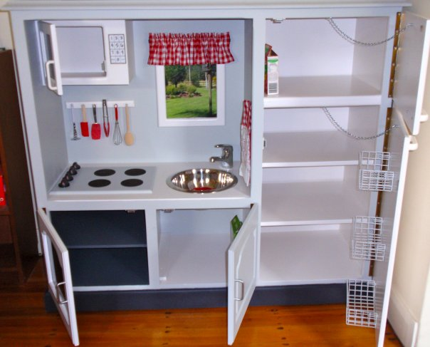 Kids Complete Kitchen Set
