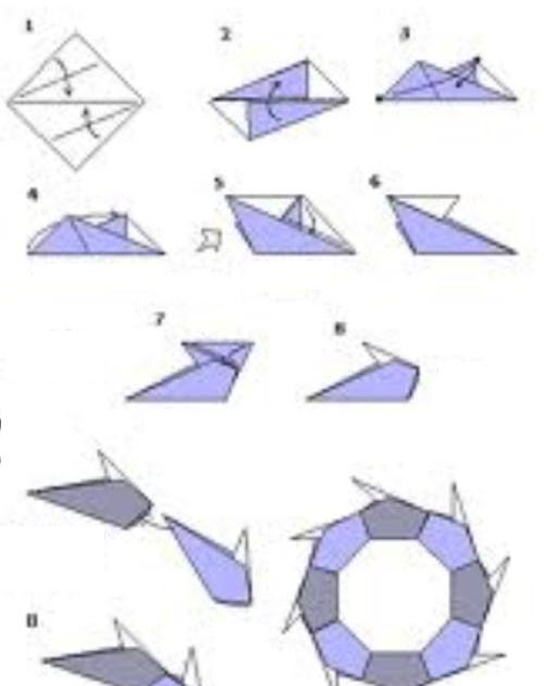 Easy Money Origami Instructions For Kids