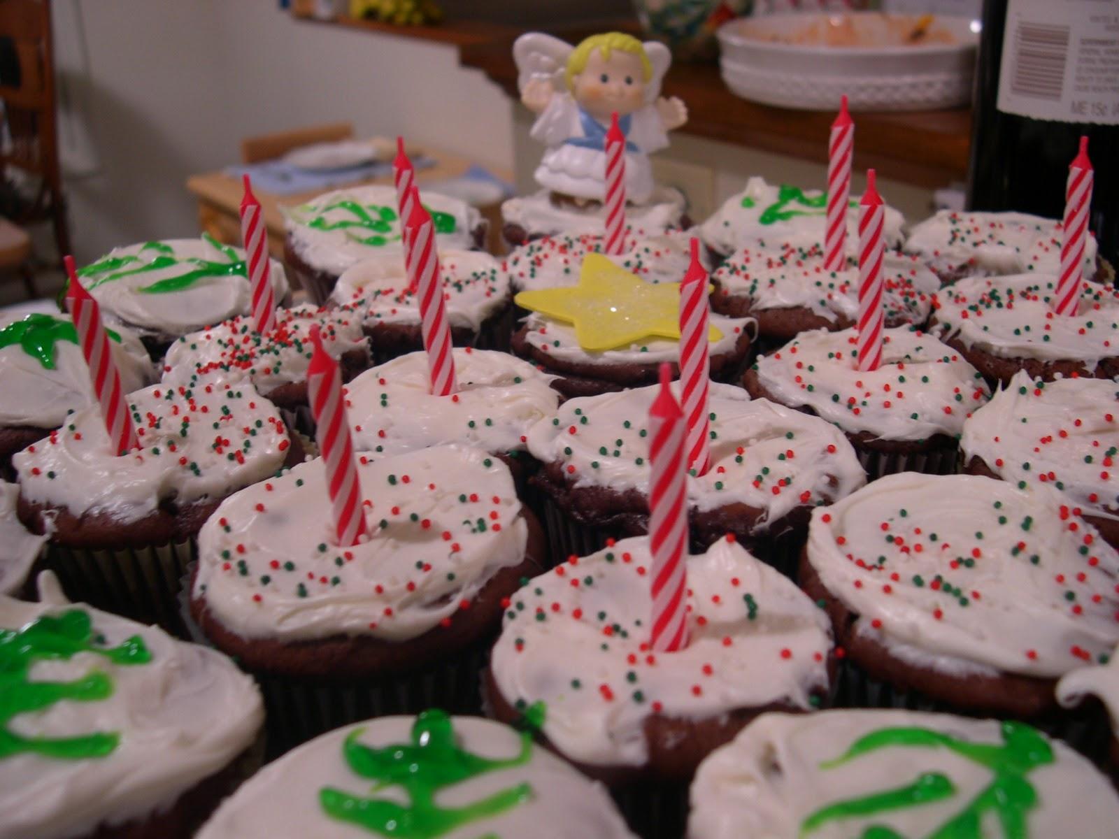 Birthday Cake For Jesus 121210