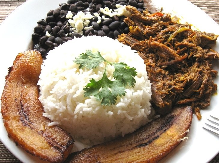 Venezuelan Food and Drinks: Recipe: Carne Mechada ...