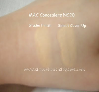 Studio Finish Concealer by MAC #10